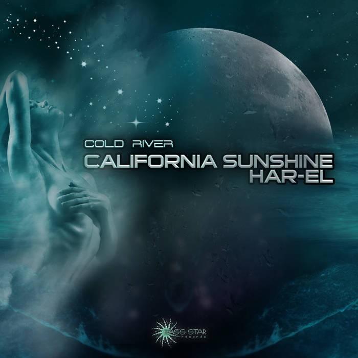 Bass-Star Records - CALIFORNIA SHUNSHINE / HAR-EL - Cold River