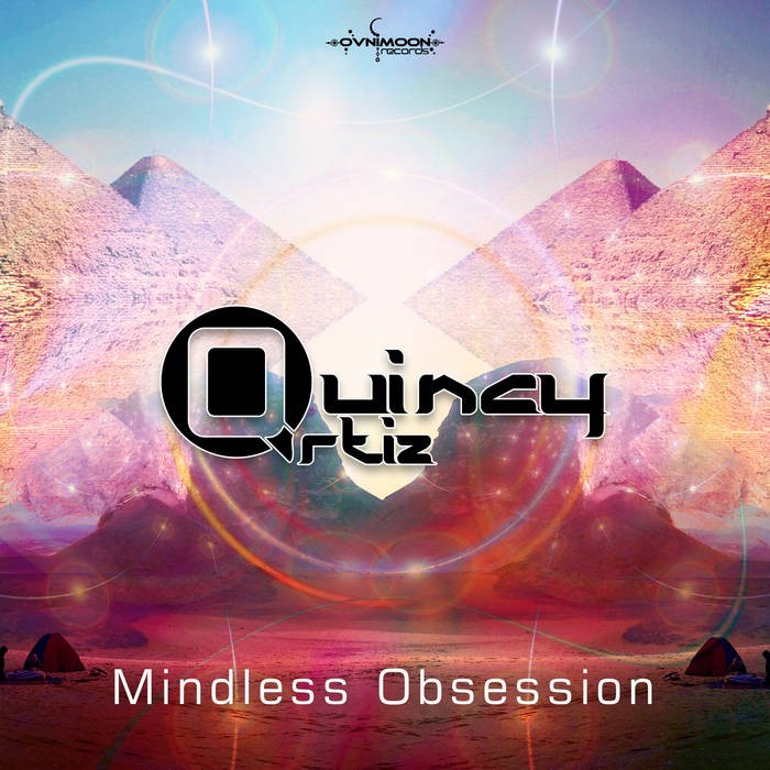 Ovnimoon Records - QUINCY ORTIZ - Mindless Obsession