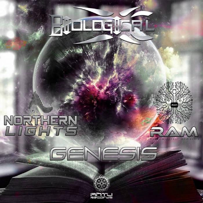 Antu Records - BIOLOGICAL (BR),  NORTHERN LIGHTS (BR),  R.A.M - Genesis