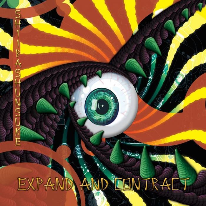 Insomnia Records - SHIIBASHUNSUKE - Expand and Contract