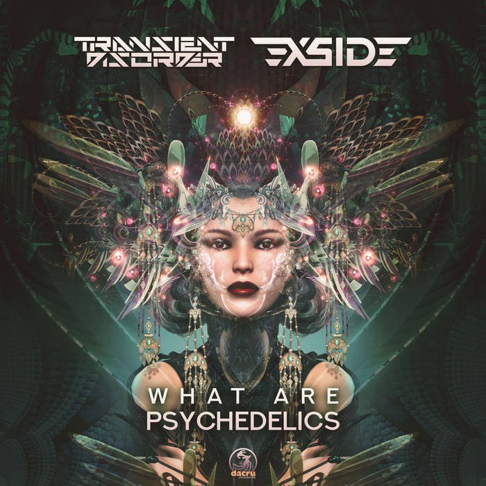 Dacru Records - TRANSIENT DISORDER,  X-SIDE - What Are Psychedelics