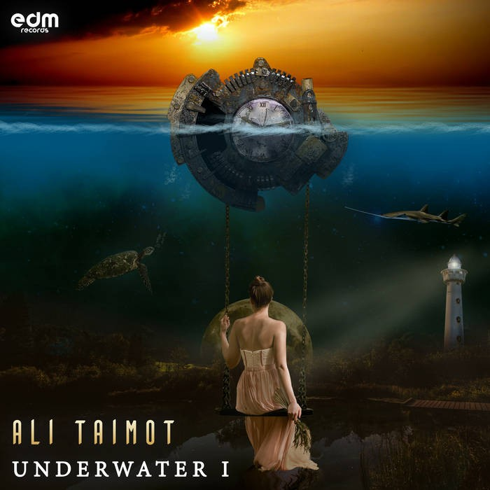Edm Records - ALI TAIMOT - Underwater I