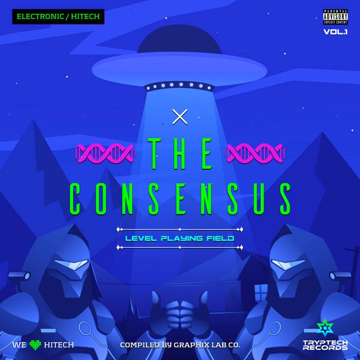Tryptech Records - .Various - The Consensus Vol.1