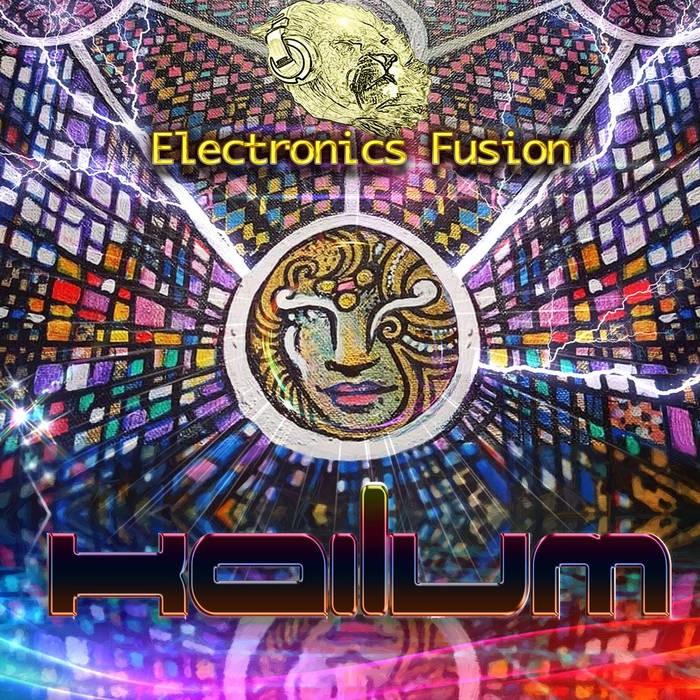 kali earth records - ELECTRONICS FUSION - Kailum