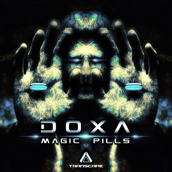 Transcape Records - DOXA (FR) - MAGIC PILLS