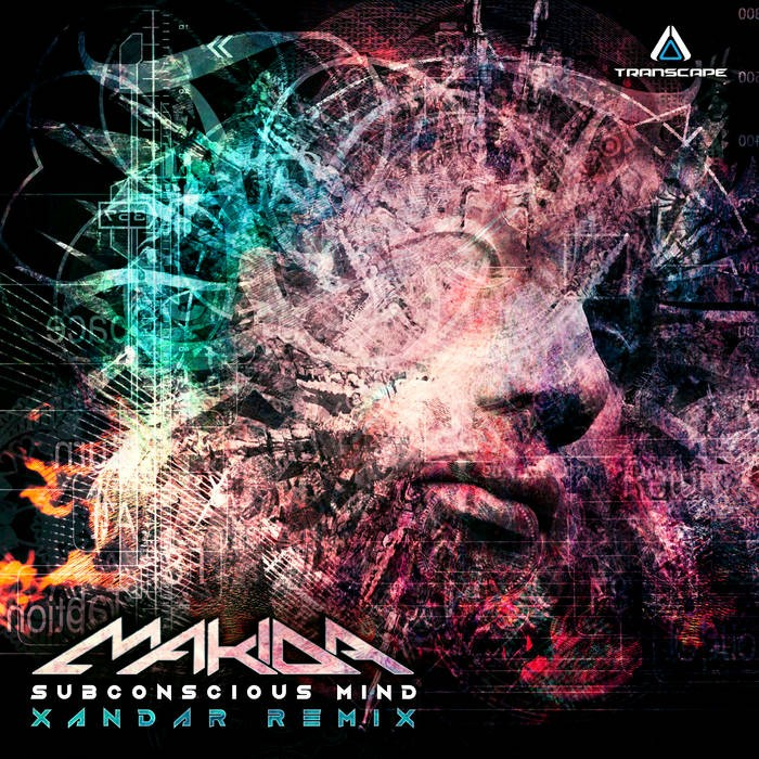 Transcape Records - MAKIDA, XANDAR - SUBCONSCIOUS MIND (XANDAR REMIX)