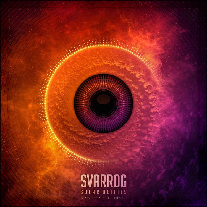 Mamomam Records - SVARROG - Svarrog