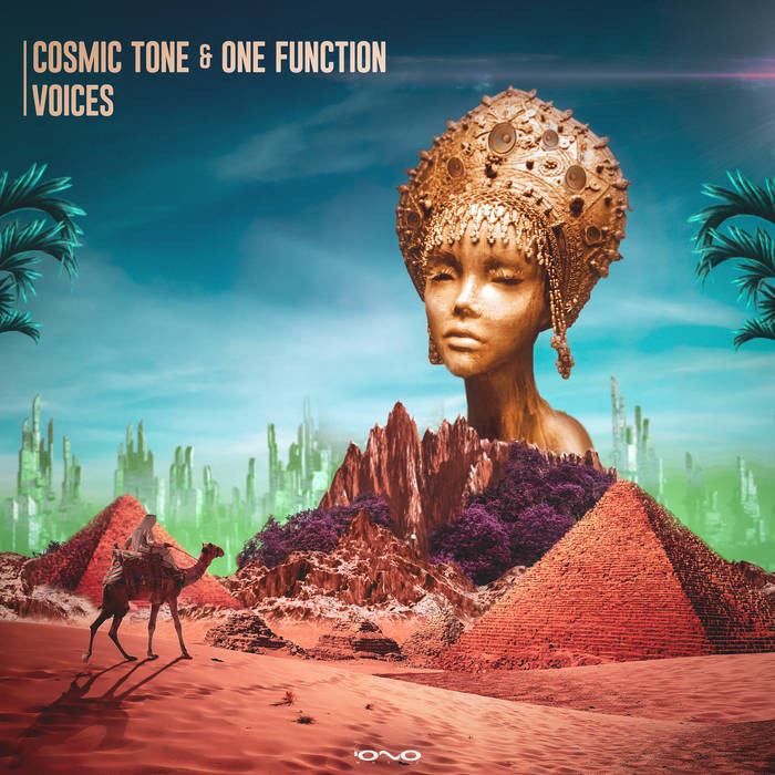 Iono Music - COSMIC TONE, ONE FUNCTION - Voices