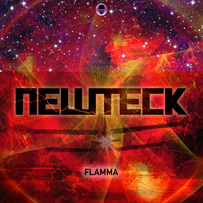 Hi-Trip Records - NEWTECK - Flamma