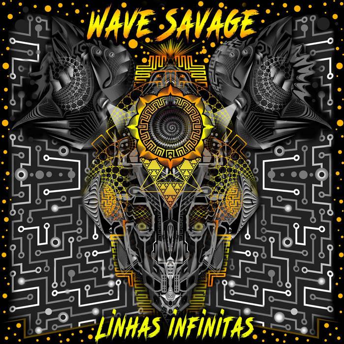 Multifrequency Records - WAVE SAVAGE - Linhas infinitas