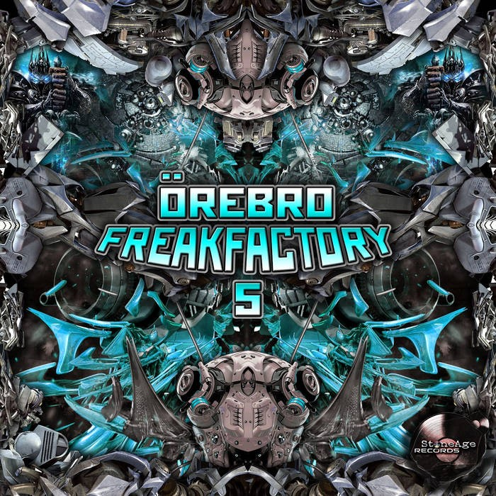 Stone Age Records - .Various - Örebro Freak Factory 5