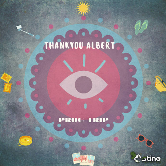 Sting Records - THANKYOU ALBERT - Prog Trip