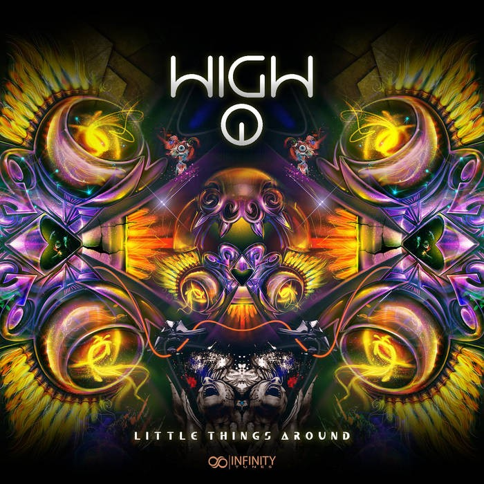 Infinity Tunes Records - HIGH Q - Little Things Around