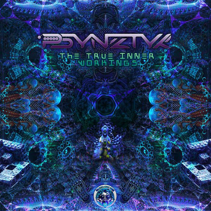 Blackout Records - PSYNETYK - The True Inner Workings