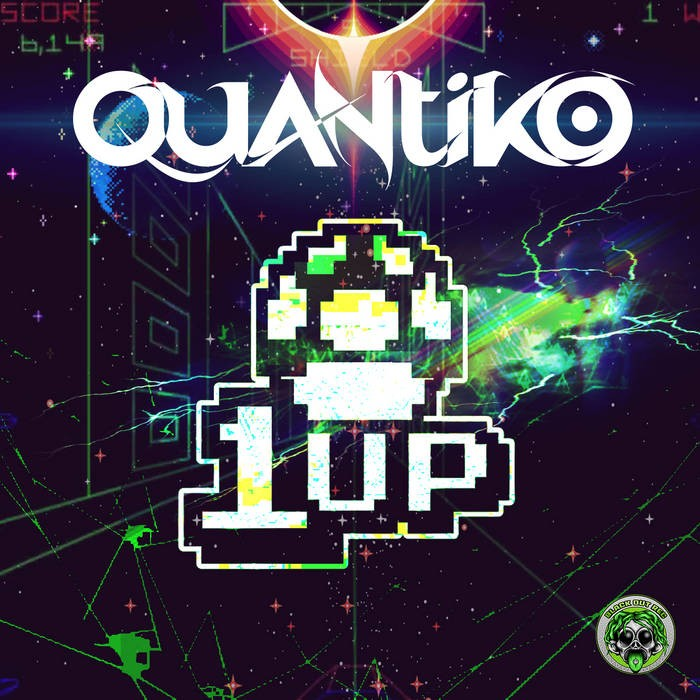 Blackout Records - QUANTIKO - 1up