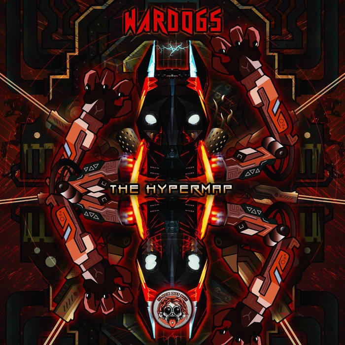 Blackout Records - WARDOGS - The Hypermap