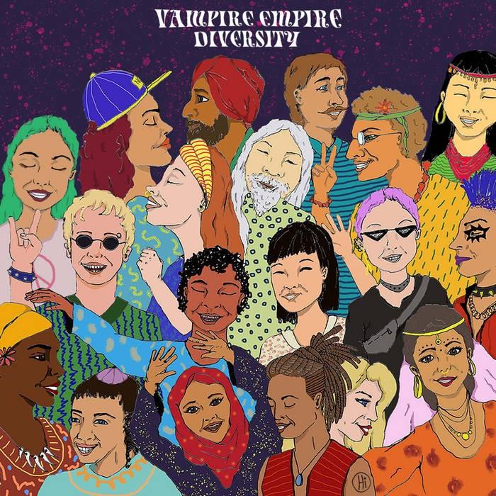 Random Records - VAMPIRE EMPIRE - Diversity