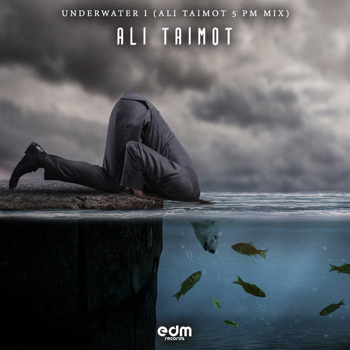 Edm Records - ALI TAIMOT - Underwater I (5 PM Mix)