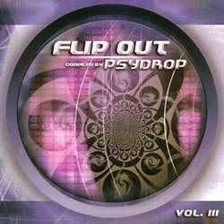 Agitato Records - .Various - flip out vol. 3 - comp. by Psydrop