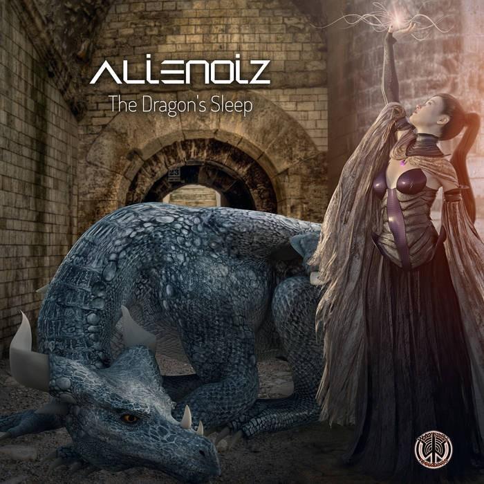 wayside recordings - ALIENOIZ - The Dragon's Sleep