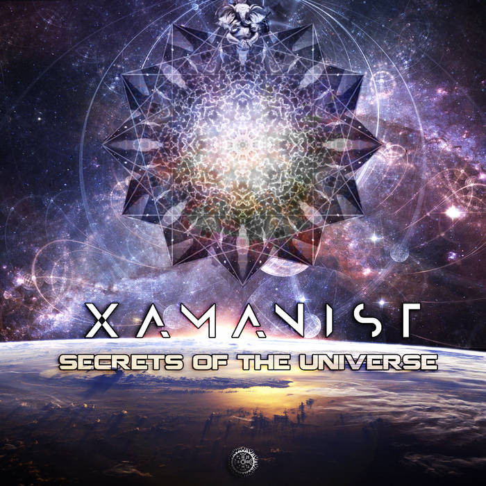 Antu Records - XAMANIST - Secrets of the Universe