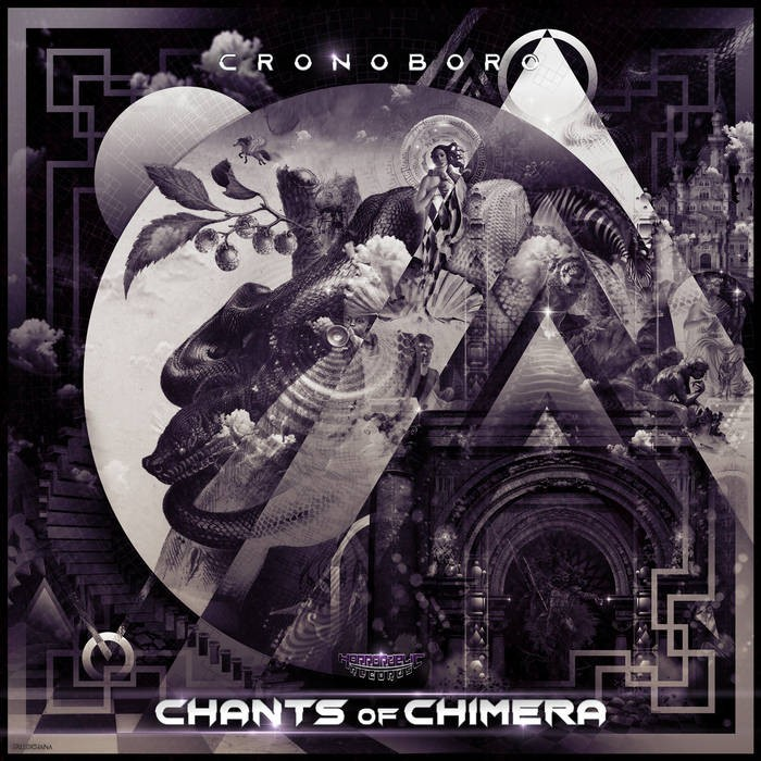 Horrordelic Records - CRONOBORO - Chants of Chimera