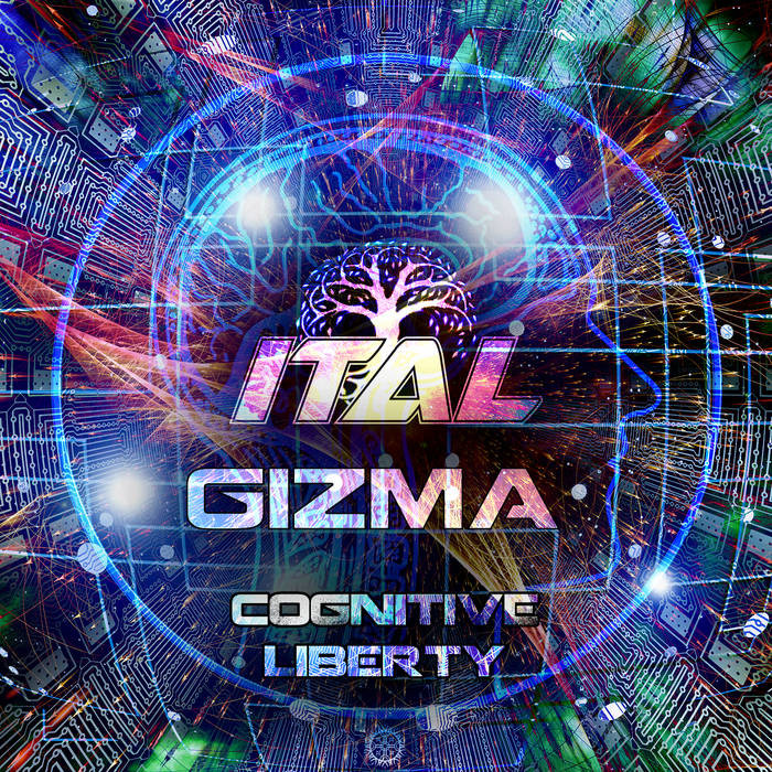 Antu Records - Ital, Gizma - Cognitive Liberty