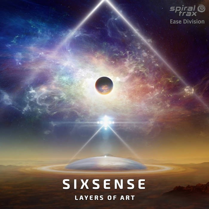 Spiral Trax Records - SIXSENSE - Layers Of Art