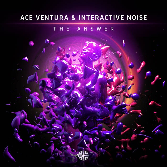 Iboga Records - ACE VENTURA, INTERACTIVE NOISE - The Answer