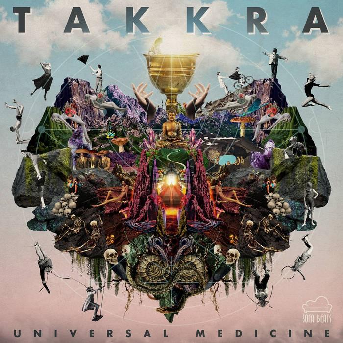 Sofa Beats Records - TAKKRA - Universal Medicine