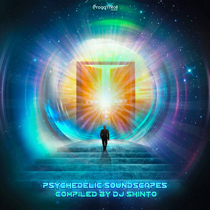 ProggNRoll Records - .Various - Psychedelic Soundscapes Compiled By Dj Shinto