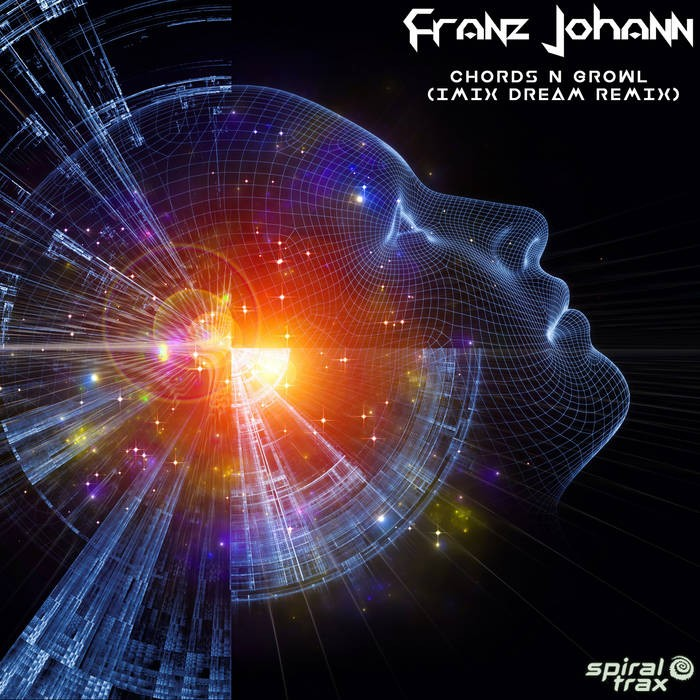 Spiral Trax Records - FRANZ JOHANN - Chords N Growl