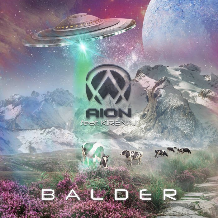 kali earth records - AION, KIRENAJ - Balder