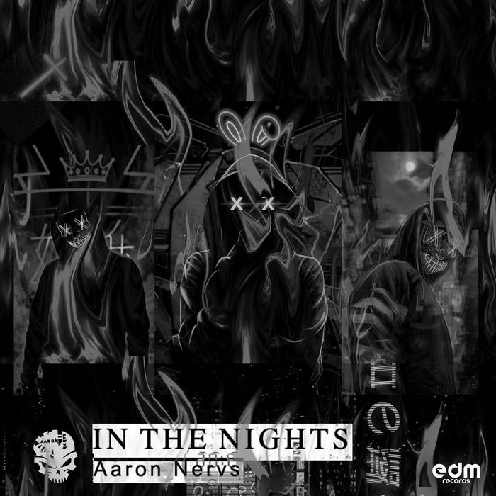 Edm Records - AARON NERVS - In The Nights