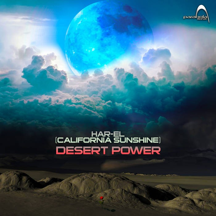 Parabola Music - ADRENALIN DRUM, CALIFORNIA SUNSHINE - Desert Power
