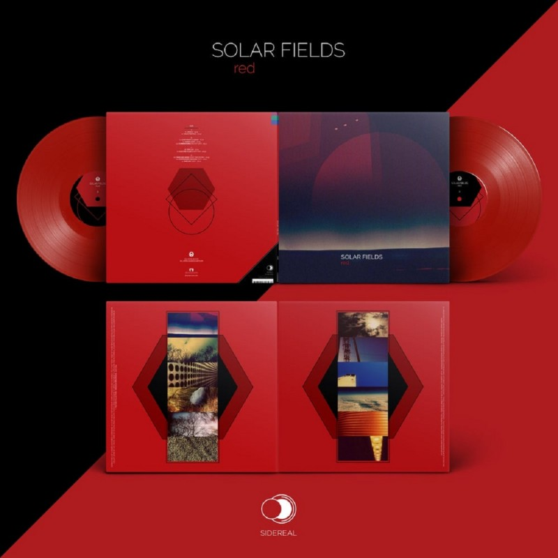 Sidereal - SOLAR FIELDS - Red
