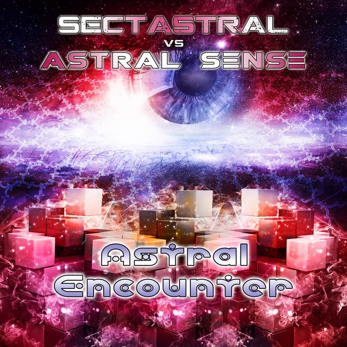 ProggNRoll Records - SECTASTRAL, ASTRAL SENSE - Astral Encounter