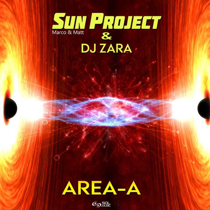 Sol Music - SUN PROJECT, DJ ZARA - Area-A