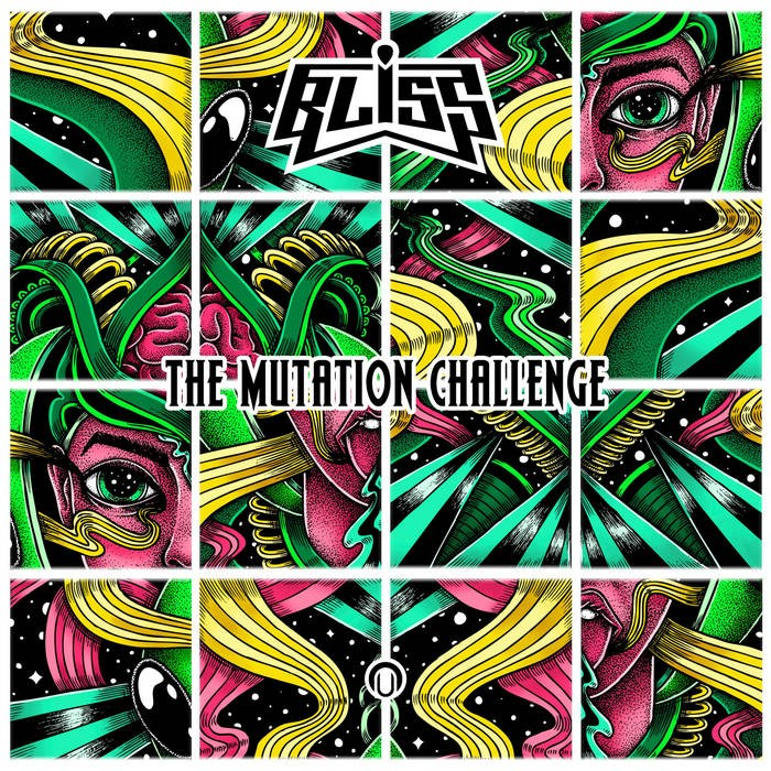 Nutek Records - BLISS - The Mutation Challenge