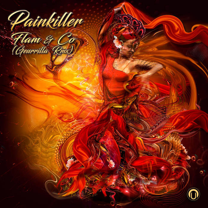 Nutek Records - PAINKILLER - Flam & Co Guerrilla Remix