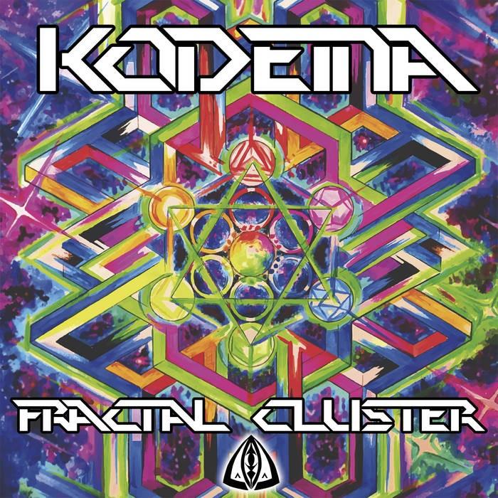 arrabida records - KODEINA - Fractal Cluster