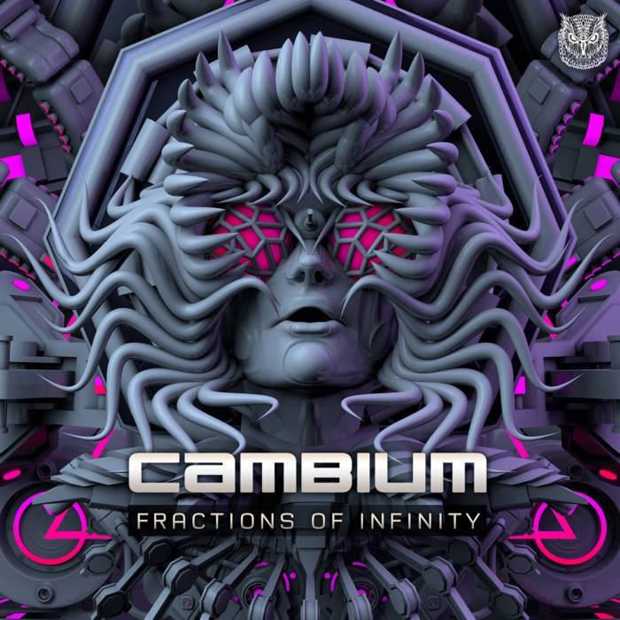 Sahman Records - CAMBIUM - Fractions of Infinity