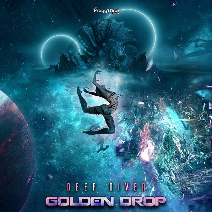 ProggNRoll Records - GOLDEN DROP - Deep Diver