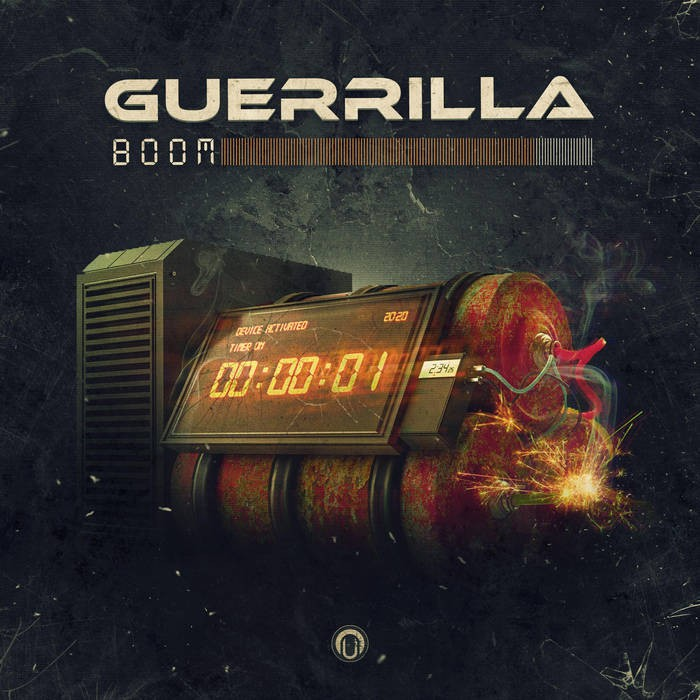 Nutek Records - GUERRILLA - Boom