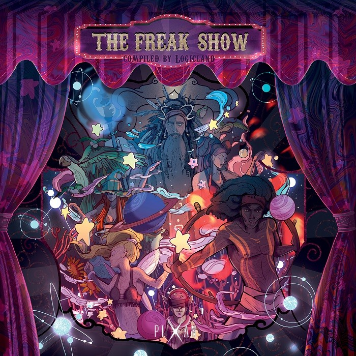 Pixan Recordings - .Various - The Freak Show