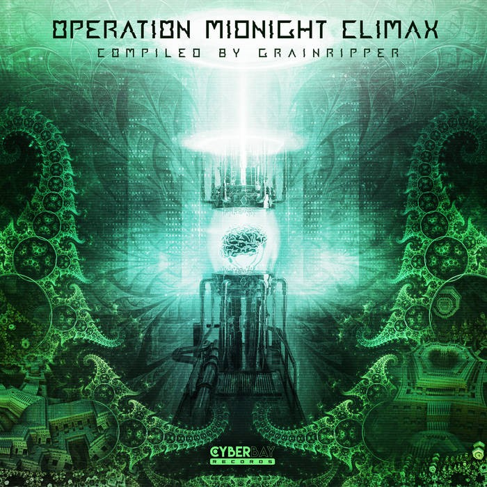 Cyberbay Records - .Various - Operation MIdnight Climax