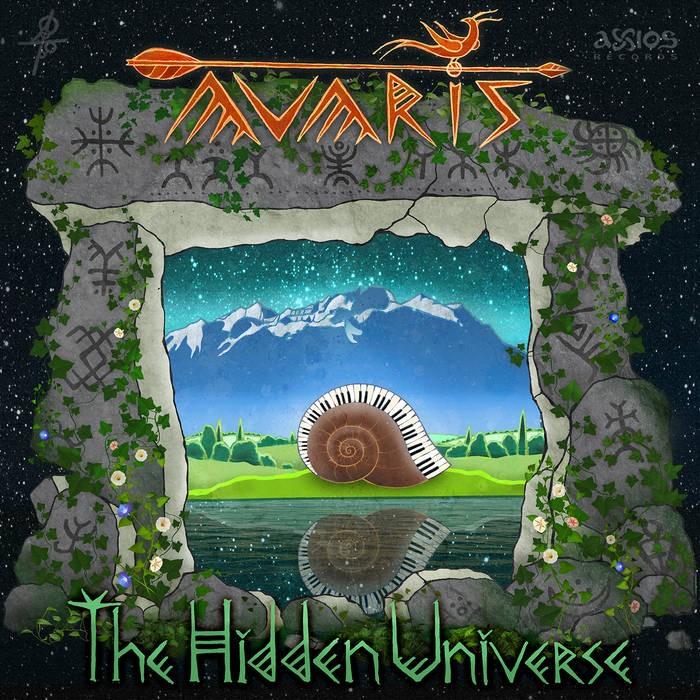 Axios Records - AVARIS - The Hidden Universe
