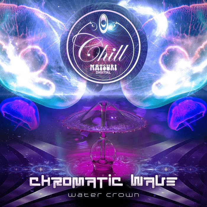 Matsuri Digital - CHROMATIC WAVE - Water Crown