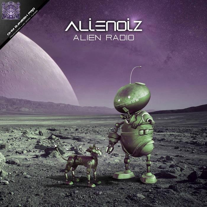 Ohm Ganesh Pro - ALIENOIZ - Alien Radio