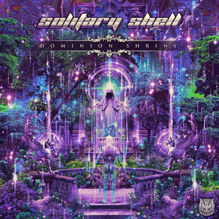 Sahman Records - SOLITARY SHELL - Dominion Shrine
